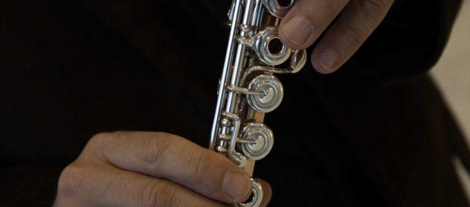 Horacio Parravicini's flute