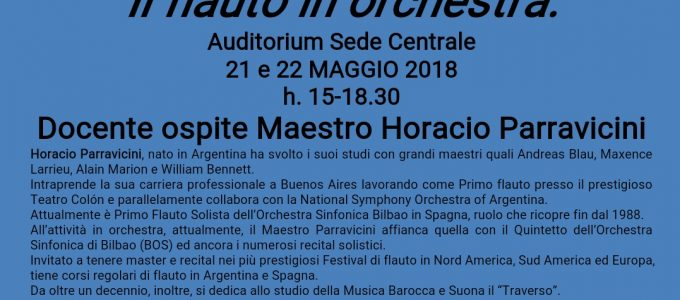 masterclasses in Sicily, Italy